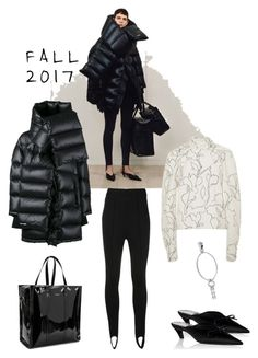 """P R E  F A L L  //"" by statuslusso ❤ liked on Polyvore featuring Balenciaga, Marni, Carven and Natasha Schweitzer"