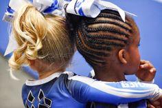 This is precious! Cheer Athletics Itty Bitty Kitties