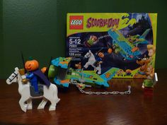 Scooby-Doo Lego Mystery Plane Adventures Review http://geekxgirls.com/article.php?ID=5662