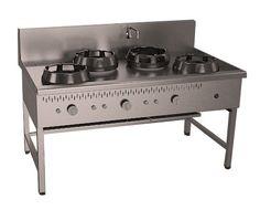 cocina china wok eco 4  #cocinassala #wok #cocinachina #quemadorturbo #tepanyakky #asiatica