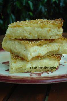 Food for thought: Τυρόπιτα με Τριμμένο Φύλλο Κρούστας
