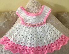 Captivating Crochet a Bodycon Dress Top Ideas. Dazzling Crochet a Bodycon Dress Top Ideas. Crochet Baby Dress Pattern, Baby Blanket Crochet, Knit Crochet, Crochet Patterns, Crochet Toddler, Baby Girl Crochet, Crochet Baby Clothes, Baby Girl Frock Design, Baby Sweaters