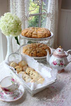 Aiken House & Gardens: Soft et Pretty Tea Time Vegan Teas, Afternoon Tea Parties, Garden Tea Parties, Tea Sandwiches, Aesthetic Food, Snack, Tea Time, Tea Pots, Food And Drink