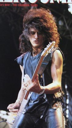 An old live shot of Joe Perry:I love great guitar players in general,but he is my absolute favourite!
