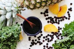 Wellness Encyclopedia: Chlorella + Spring Green Chlorella Smoothie