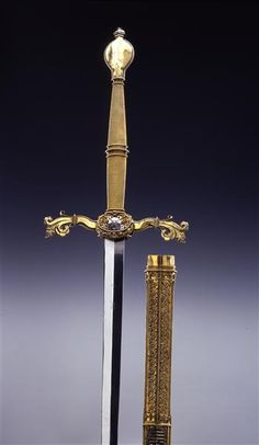 Electoral Sword of Duke August  Germany (Neuremberg), 1566