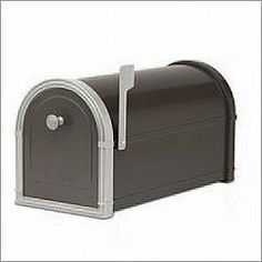 Bellevue-Platinum, White by Architectural Mailboxes. $101.00. Architectural Mailboxes offers decorative residential mailbox products that will exceed your expectations. Their estate sized residential Bellevue mailbox (item 5502) is available in Black, White, and Bronze with Powder Coated accent pieces are sure to compliment any home decor. All residential mailboxes are approved by the US Postmaster General. The Bellevue Mailbox and Architectural Mailboxes Decorat...