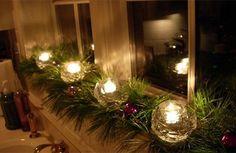 Christmas Decorations for your Windows #christmas #christmasdecor #christmaswindow #christmascandle #christmaslight #christmasflower