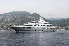 Baton Rouge - Icon Yachts BV Visited and travelled a lot with this beautifull 62 meter yacht
