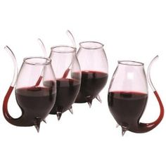 Sippy wine.  Must have! #uniquedrinks / What a wild way to drink our wine!  Mmmm!  (: