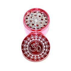 Hindu Religious Om Spiritual Symbol Laser Etched by PolarGrinders