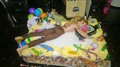 21st birthday cake for boyfriend done right
