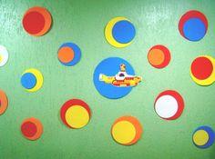Festa de 2 anos do Théo - Yellow Submarine ~ Mamãe Sortuda