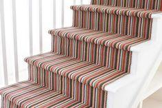 Stair Runner Installation | Annie Selke