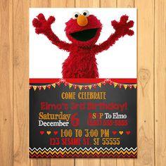 Elmo 1st Birthday Invitations Printable Free 2nd birthday themes