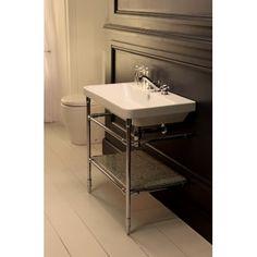 Albion Bath Company - Arezzi 750 Basin : Stijlvolle brede wastafel.