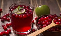 Did you know that cranberry juice can help prevent infection and improve your overall urinary health?