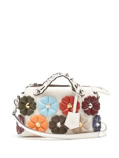 Fendi By The Way mini leather cross-body bag