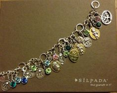 133 best silpada charms images on pinterest layering silpada charms galore silpada charms aloadofball Images