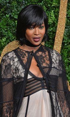 Il nuovo taglio sfoggiato sul red carpet dei British Fashion Awards