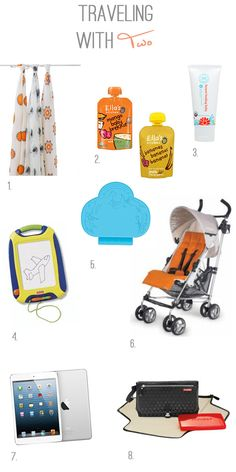 baby travel // toddler travel