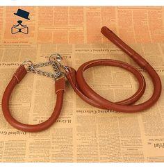 Smooth Collar & Leash  Description: usage: collar & leash material: leather pu color: brown length rope: 120cm collar size: 42-54cm for a big dogs (golden retriever german shepherd rottweiler etc)  Order via WhatsApp 087896532077 & LINE @wec7207p (pake @) #jualbajuanjingmurah #preorderbangkok #petshop #makanananjing #puppy #sofa #pawbulous #petshopindo #petshopjambi #petbed #dogfood #jualbajukucingmurah #mainananjing #pobaranganjing #bajuanjingdijual #dogbed #aksesorisanjing #aksesoriskucing…