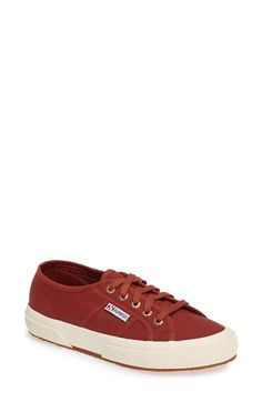 Superga Superga 'Cotu' Sneaker (Women) available at #Nordstrom