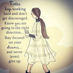 ❤️ Keeping on... it's so important, isn't it?!