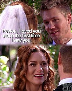 Leyton. Lucas Scott. Peyton Sawyer. One Tree Hill. OTH. Hilarie Burton. Chad Michael Murray.
