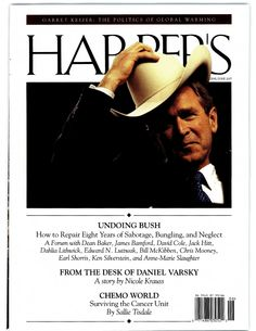 Harper's Magazine, the oldest general-interest monthly in America, explores the issues that drive our national conversation, through long-form narrative journalism and essays, and such celebrated features as the iconic Harper's Index. Harper's Magazine, Silverstein, Documentary Photography, Global Warming, Journalism, Looking Back, Documentaries, June, Politics