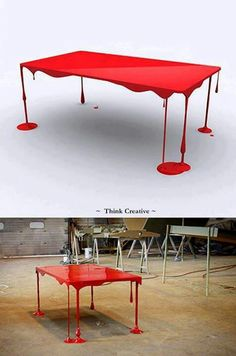 this table is pretty cool