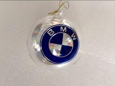 #BMW Christmas Ornament