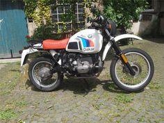 BMW R 80 GS Paris Dakar - 5
