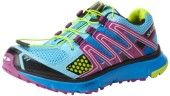 Salomon Women's XR Mission Running Shoe: 9 colors to choose from.  Hit the trails the way the pros do,