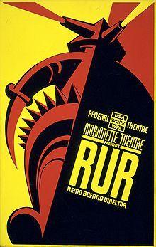 R. U. R. (Rossum's Universal Robots) — Wikipédia