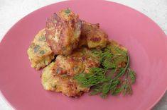 Μπακαλιαροκεφτέδες Tandoori Chicken, Fish, Meat, Ethnic Recipes