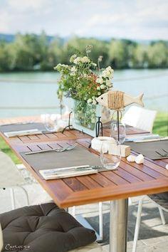 Restaurant Steffan Drauradweg Restaurant, Outdoor Furniture Sets, Outdoor Decor, Table, Home Decor, Environment, Hiking, Viajes, Tips