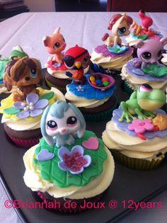 LPS - Littlest Petshop Cucakes