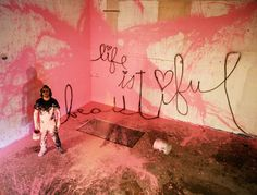 Mr. Brainwash <3