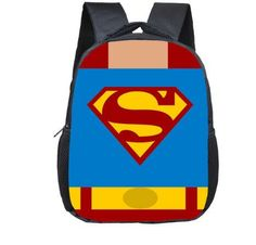 Cheap kindergarten backpack, Buy Quality backpacks for children directly from China backpack boys Suppliers: 12 Inch Comics Superhero Logo Backpack For Children School Bags Superman Spiderman Batman Kids Kindergarten Backpack Boys Bag