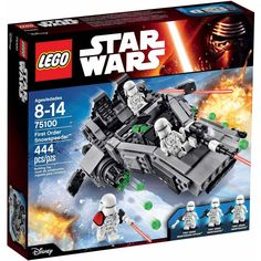 Lego Star Wars: First Order Snowspeeder - 75100