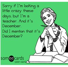 The Christmas season in an elementary classroom is a chaotic space full of energy emotion and definitely teacher exhaustion! Gather a few tips art activities language arts and math resources and a freebie to survive December in the classroom right here! School Quotes, School Memes, School Hacks, Best Teacher, School Teacher, Teacher Stuff, Teacher Gifts, Teacher Humour, Teacher Cartoon