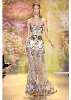 ZUHAIR MURAD 2014 COLLECTION | ... Murad Haute Couture Collection , Zuhair Murad Spring Summer 2014