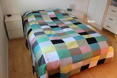 DIY sengetæppe