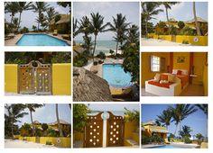 Seaside Cabanas Hotel in Caye Caulker, Belize