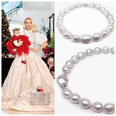 Throwback from the Christmas edition of with wearing our designs. Photoshoot Fashion, South Sea Pearls, South Seas, Athens, Greece, Jewellery, Instagram Posts, Christmas, How To Wear