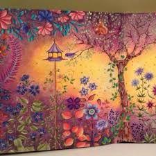 Resultado de imagem para johanna basford secret garden
