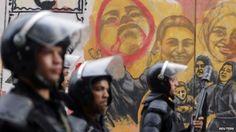 رجع الباشا بنفس الوش..واللي اتغير بس الصورة..الله يرحم في التحرير..كان بيبص بعين مكسورة #25_يناير