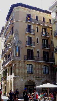 Plaça de les Olles, Barcelona