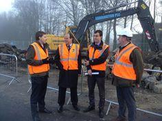 Stephen Hammond visits #Winchester to see how station access is being upgraded and improved.